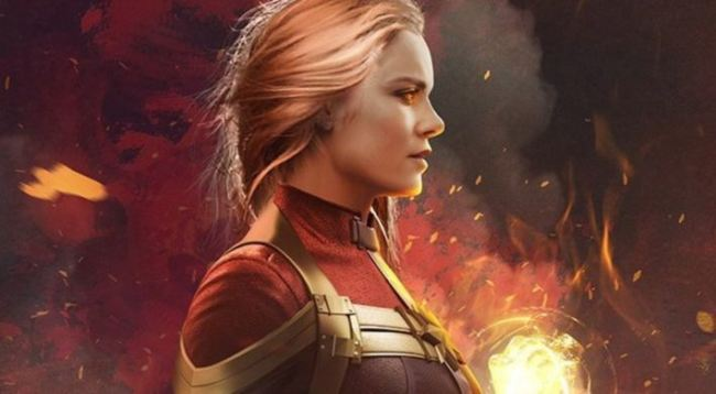 "Brie Larson nel nuovo film Marvel dell'eroina ""Captain Marvel"""