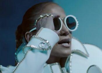 Jennifer Lopez nel video musicale per il remix di Te Bote