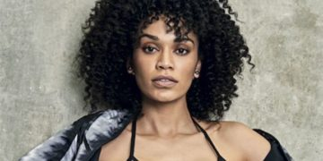 Pearl Thusi, protagonista della prima serie africana targata Netflix.