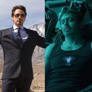 Iron man #10YearChallenge
