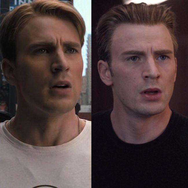 Tutti i film della Marvel - Captain America (Chris Evans)