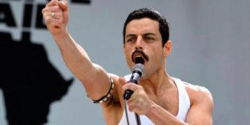 Rami Malek in Freddie Mercury
