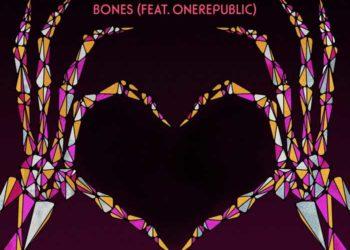 La cover di Bones, dei OneRepublic e Galantis