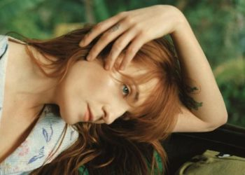 Florence Welch, frontwoman dei Florence and the Machine