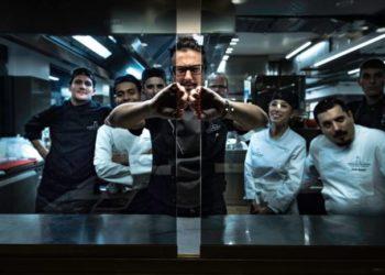 Alessandro Borghese - Il Lusso della Semplicita ristorante