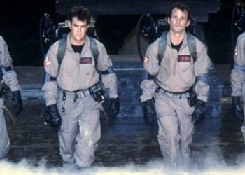 cast originale di Ghostbuster