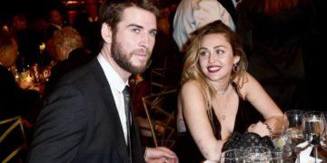 Liam Hemsworth e Miley Cyrus ai G'Day Gala