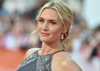 Kate Winslet sul red carpet