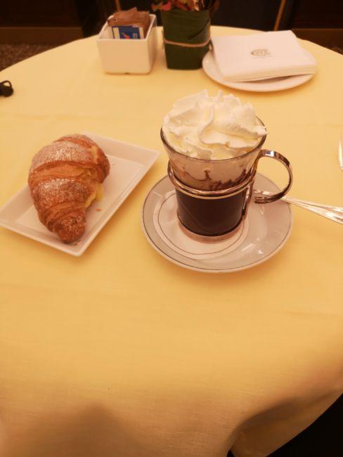 colazione pasticceria Cova Milano