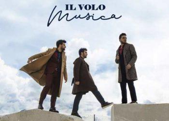 Il Volo nella cover dell'album Musica