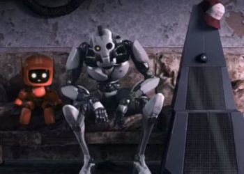 love death and robots scena clip