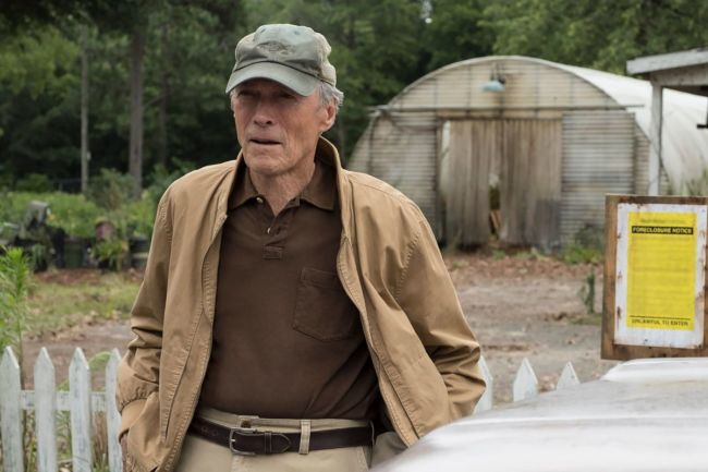 Clint Eastwood in The Mule