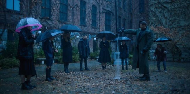Recensione The Umbrella Academy