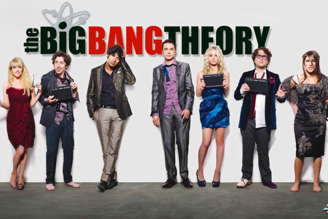 the big bang theory serie tv 2019