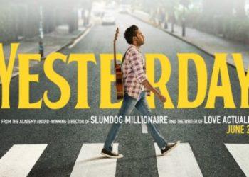 locandina film yesterday