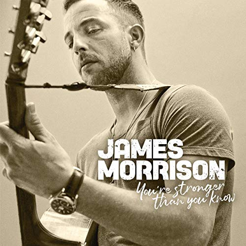 James Morrison You're Stronger Than You Know cover