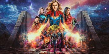 NUOVO TRAILER di Avengers Endgame