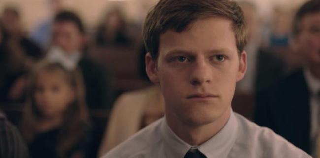Lucas Hedges (Jared Eamons)