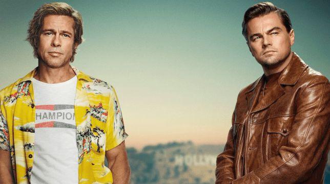DiCaprio e Pitt in C'era una volta a Hollywood