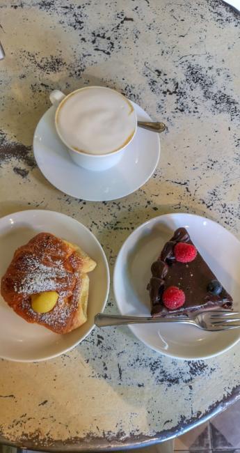marotin colazione milano