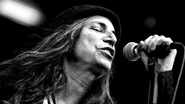 Patty Smith in concerto a Taranto al Medimex 2019