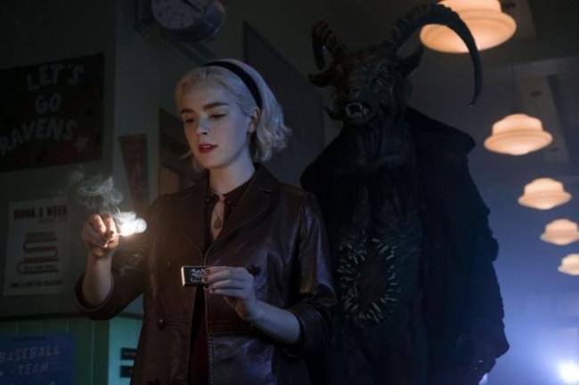 TRAILER di Le Terrificanti Avventure di Sabrina