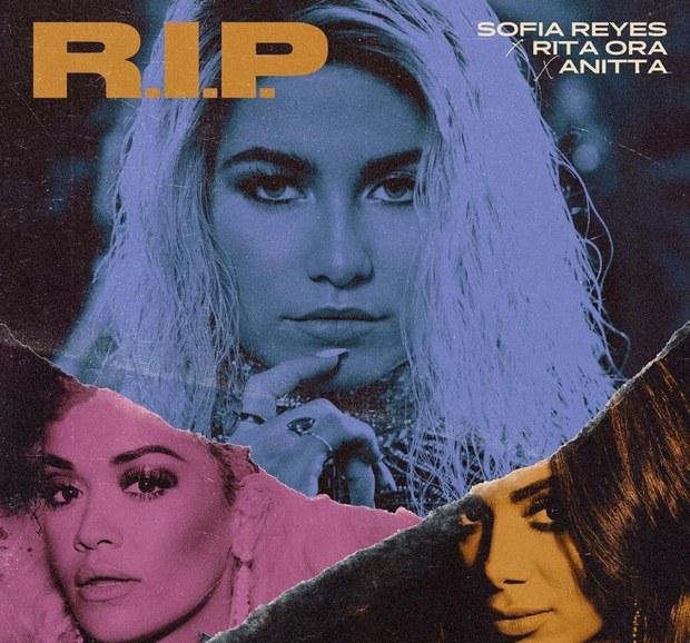 Sofia Reyes R.I.P Cover