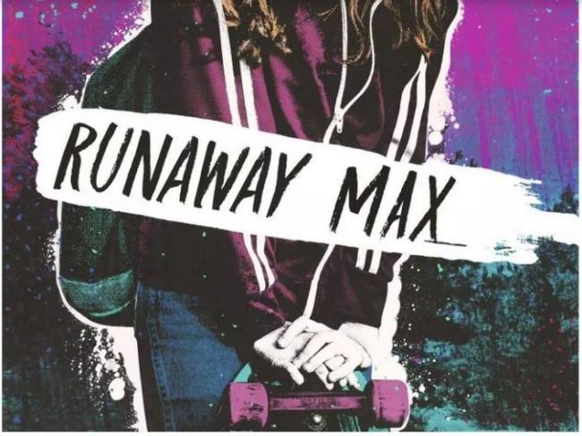 stranger things runaway max libro