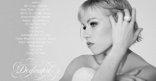 Carly Rae Jepsen Dedicated Tracklist