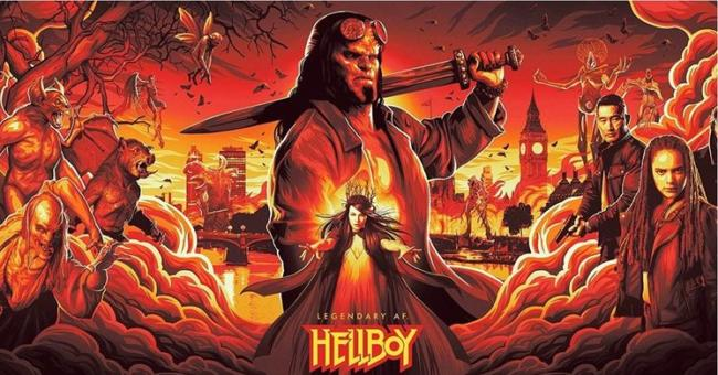 Hellboy | Uscite al cinema