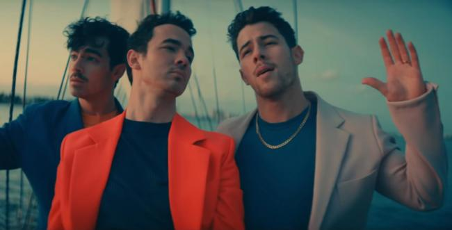 Jonas Brother Cool Video Music