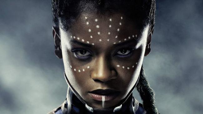 Letitia Wright nel suo primo ruolo al di là della Marvel