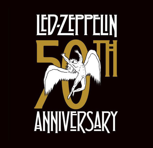Led Zeppelin 50 Anniversario