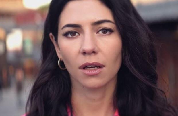 Marina To Be Human video