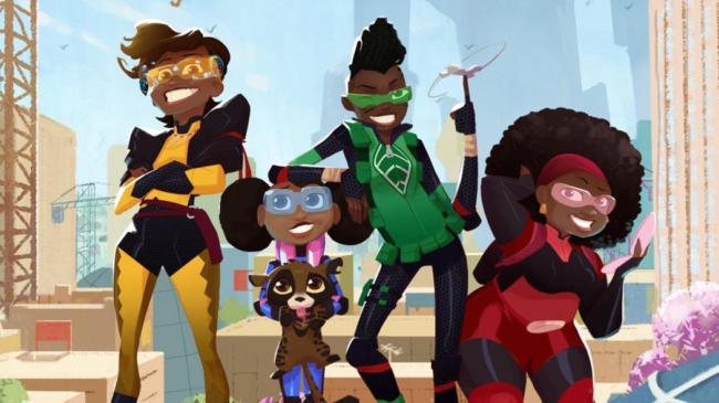Netflix debutterà in Africa con il primo cartoon