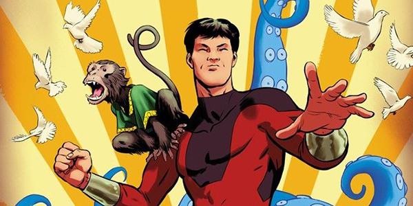 finale Avengers: Endgame - Shang-Chi