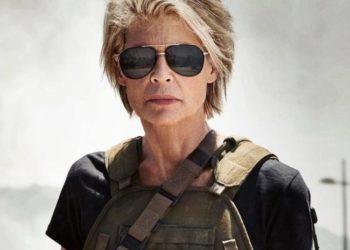 Linda Hamilton primo trailer Terminator Dark Fate