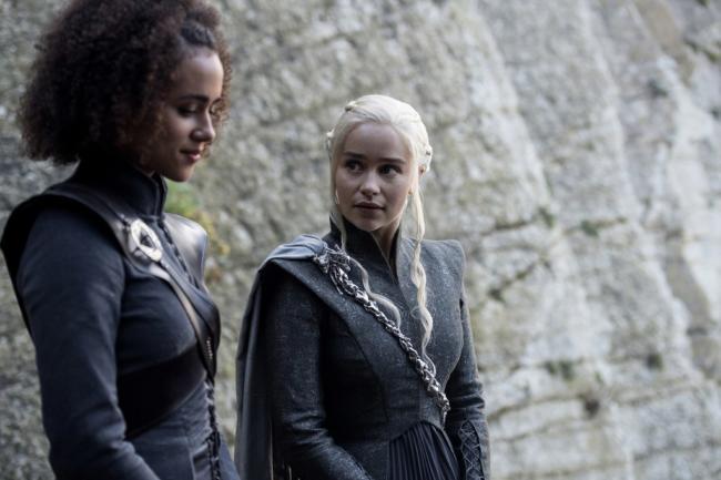 Daenerys Missandei