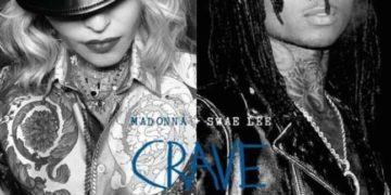 Madonna e Swae Lee nella cover di Crave