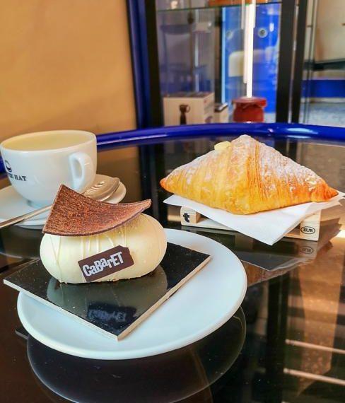 Cabaret Milano colazione