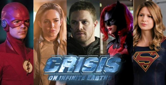 Crisis on infinite earths crossover