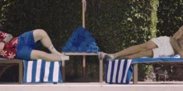 Ed Sheeran e Justin Bieber nel video di I Don't Care