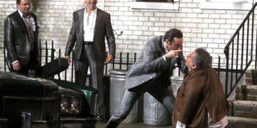 film prequel I Soprano con Jon Bernthal