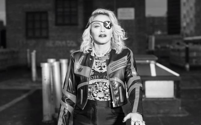 Madonna Crave Video Musicale