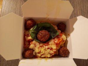 The Meatball family Milano