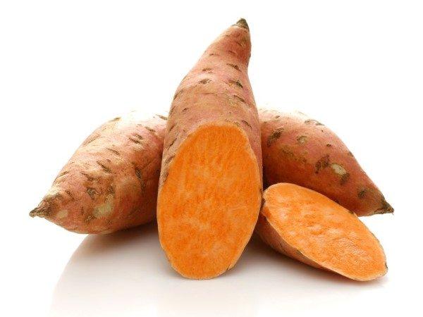 patate dolci per disintossicare il pancreas