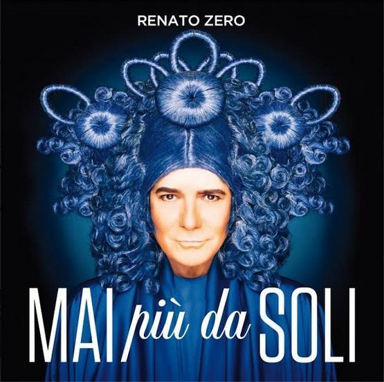 Cover Mai più soli Renato Zero