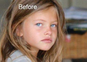 Thylane Blondeau a 10 anni la bambina più bella del mondo