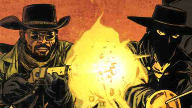 Django e Zorro di Tarantino
