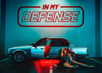 Iggy Azalea nella cover di In My Defense